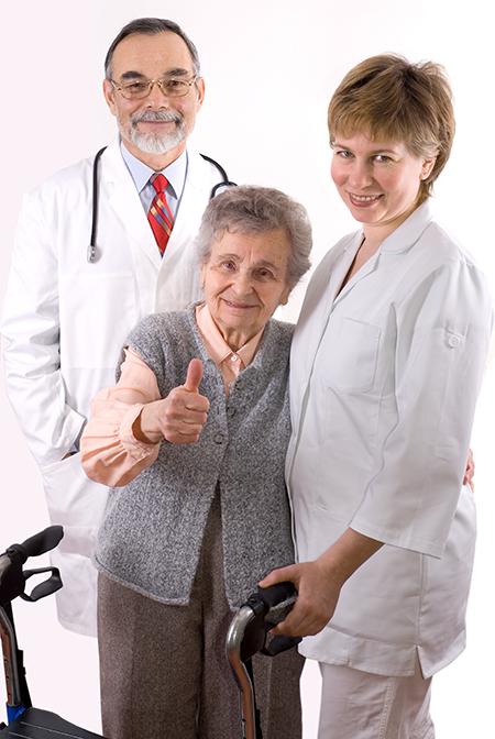 Pflegedienst Bewertung